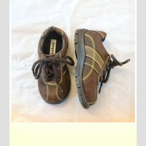 JUMPING JACKS LEATHER SNEAKERS